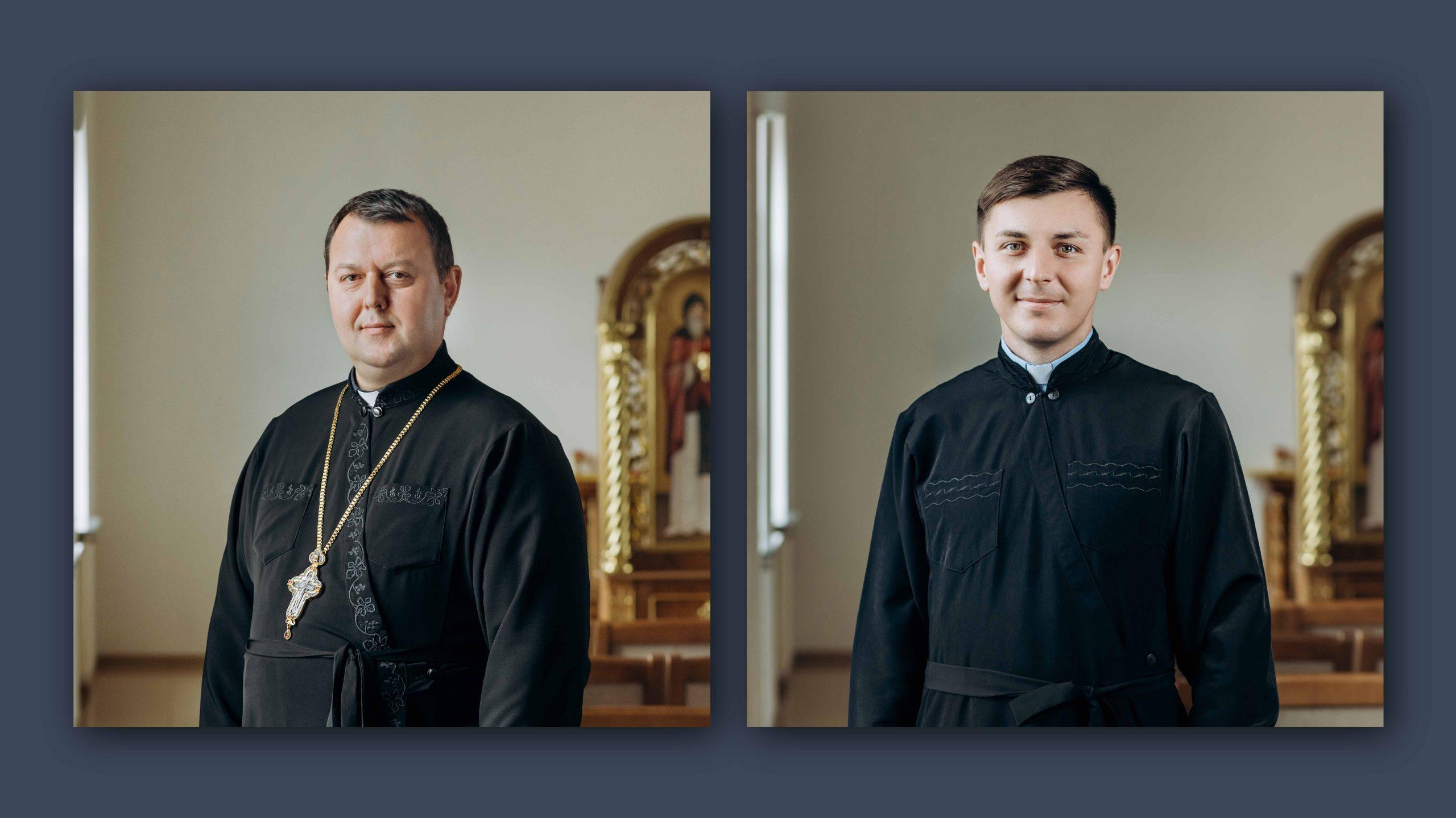 Ректор і вся семінарійна спільнота щиро вітають духівника прот. д-ра Василя Гоголя та префекта ієр. Василя Михнюка з іменинами!