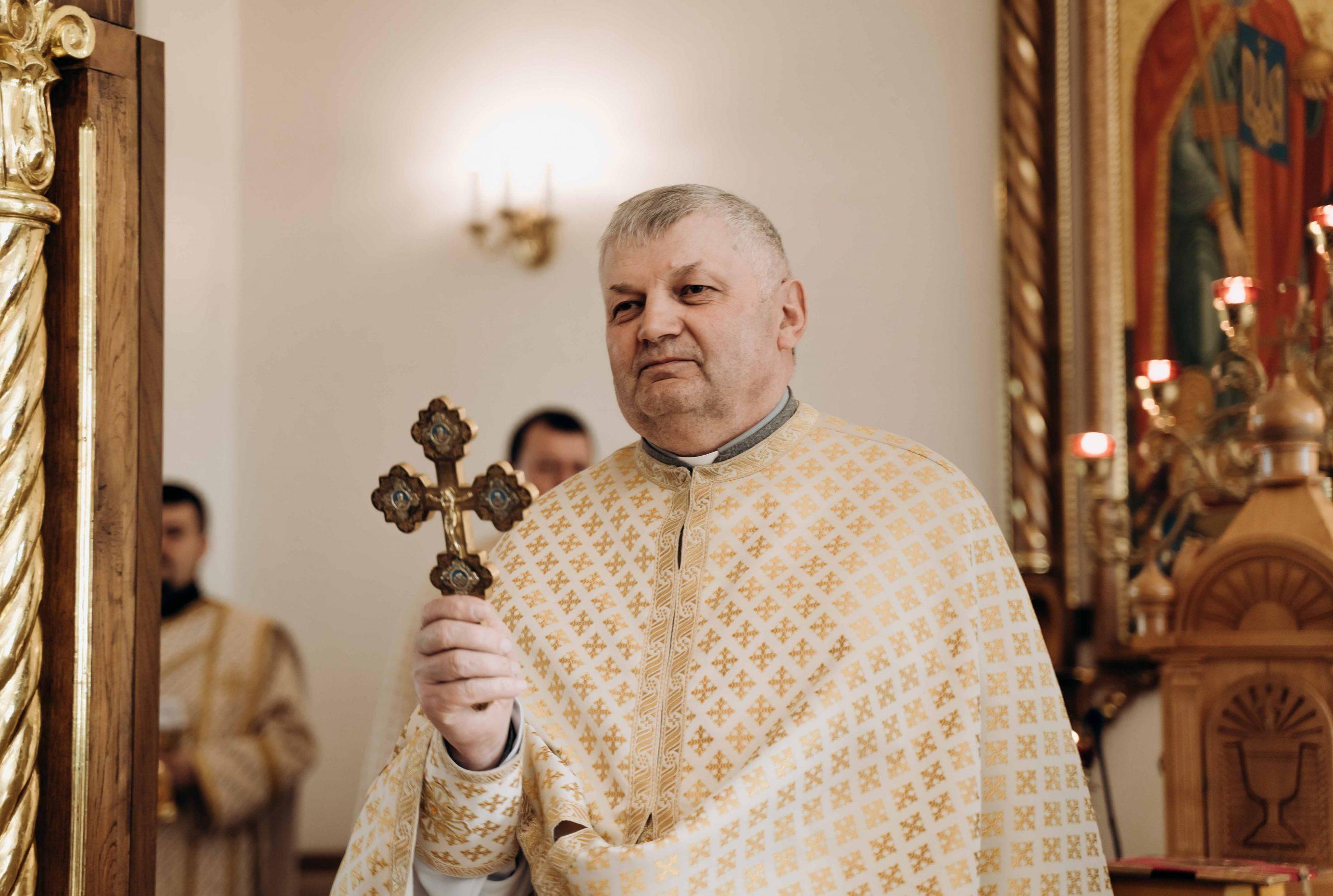 Вся семінарійна спільнота разом із отцями-настоятелями щиросердечно вітають отця-духівника Ярослава Шмадила із Його 62-літтям!